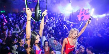 Nightlife and the Smartest Times Now