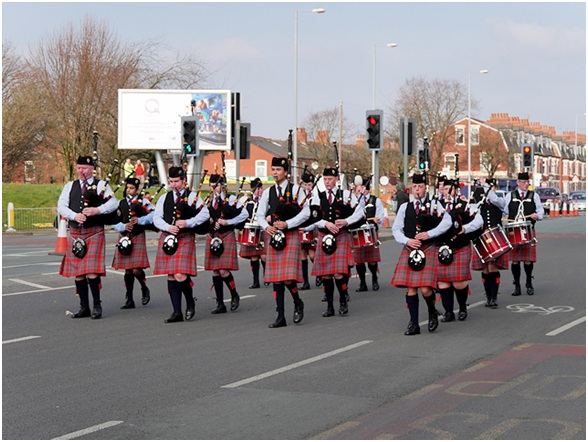 What is the Manchester Irish Festival?