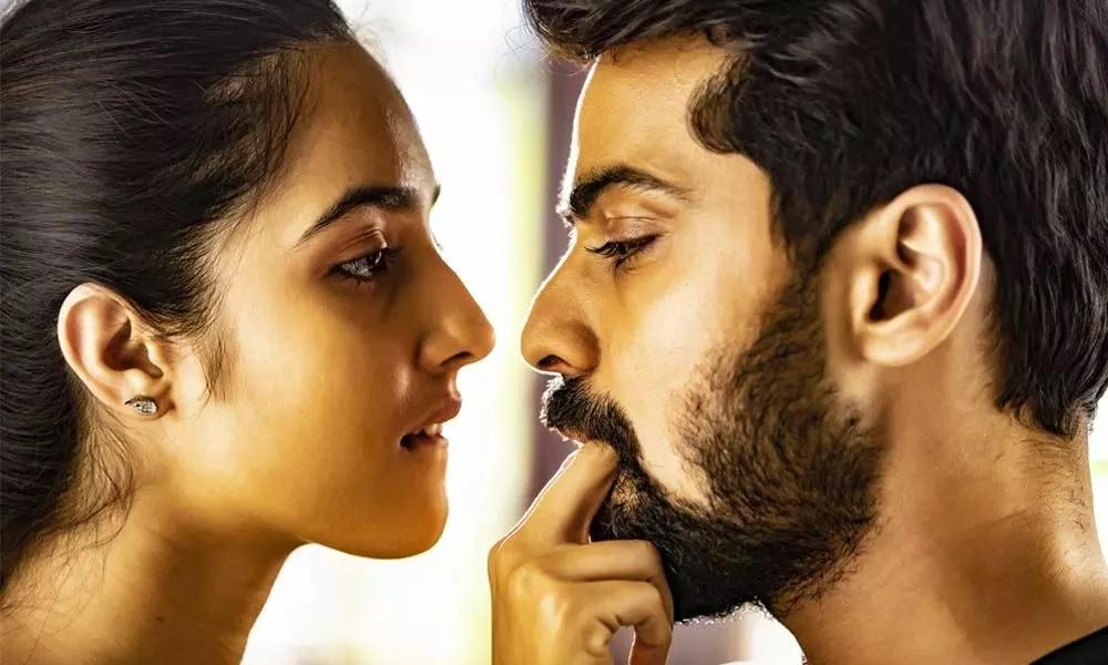2021 movie dirty Hari is trending around Telegu people